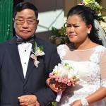 ७७ वर्षीय मन्त्रीको विवाह २४ वर्षीया दुलहीसँग