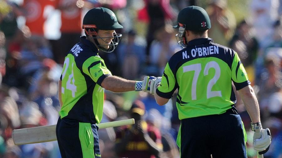 Cricket WCup Ireland West Indies