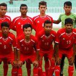 नेपाल समूह विजेता बन्दै सेमिफाइनलमा