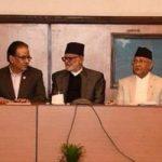 गच्छदारसहित प्रमुख चार दलका शीर्ष नेताको बैठकले गर्यो यस्तो निर्णय