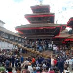 आज काठमाडौँ उपत्यकामा इन्द्रजात्रा मनाईंदै