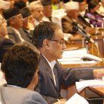 परिमार्जित विधेयकमाथि आजपनि मतदान जारी