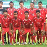 नेपाल एएफसी यु–१६ फुटबलको फाइन चरणमा छानियो