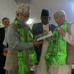 राष्ट्रियताको मामिलामा कुनै सम्झौता हुँदैनः नेता नेपाल