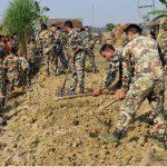 'सेनाको सहयोग लिन' सरकार असफल