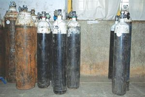 Oxygen-Cylinders