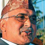 असहमति भए पुनःवार्तामा बसौँः प्रधानमन्त्री ओली