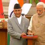 भारत र चीनको विकासबाट लाभ लिन चाहन्छौं: प्रधानमन्त्री ओली