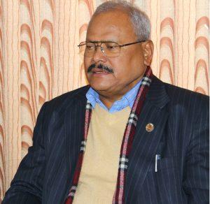 Gachhadar Express his View