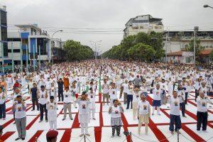 yoga kathmandu