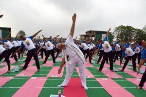 yoga modi
