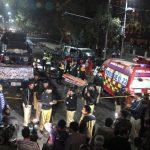 लाहोरमा आत्मघाती हमला, २६ को मृत्यु, ४९ जना घाइते