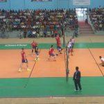 डेनर्माकको भिडओभ क्लबलाई नेपाली राष्ट्रिय भलिबल टोलीले हरायो