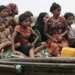दशौ हजार रोहिंग्या मुसलमान बंगलादेशको शरणमा