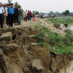 भारतका कारण छ हजार नेपाली भूमि फेरि डुबान र कटान