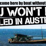 शरणार्थीमाथि अष्ट्रेलिया सरकारले कडाइ गर्ने,सुविधामा पनि कटौती
