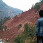 नुवाकोट–रसुवा जोड्ने बेत्रावतीको झोलुङ्गे पुल बाढीले बगायो