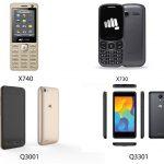 माइक्रोम्याक्सले नेपाली बजारमा भित्रायो चार नयाँ फोन,के के छन् त विशेषता ?