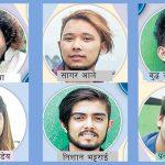 नेपाल आइडलका उत्कृष्ट ६ प्रतियोगी
