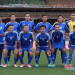नेपाल भुटानसँग १–० ले पराजित