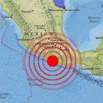 मेक्सिकोमा फेरि अर्को शक्तिशाली भूकम्प