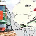 चीनले ह्लासा-काठमाडौँ र काठमाडौँ -लुम्बिनी रेलमार्ग निर्माण अघि बढाउने