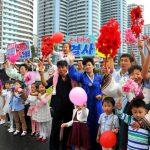 आणविक परीक्षणको खुसीयाली मनाउदैं उत्तर कोरियाली जनता (फोटो फिचर)