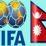 नेपाल फिफा बरियतामा ६ स्थान तल झर्यो