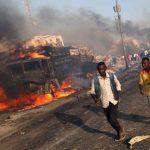 सोमालियामा शक्तिशालि बम बिस्फोट,३० को मृत्यू, १०० भन्दा बढी घाइते