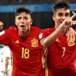 इरान विरूद्दको जीतसँगै स्पेन फिफा अन्डर-१७ विश्वकपको सेमिफाइनलमा