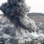 सिरियाली राजधानीमा तोप आक्रमण, चारको मृत्यु