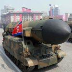 युद्ध अगावै यस्तो युद्ध अभ्यास गर्दै उत्तर कोरिया