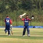 म्यानमारलाई ३३७ रनले हराउँदै नेपाल सेमिफाइनलमा प्रवेश