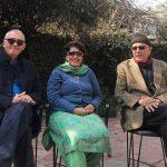 कांग्रेसभित्र विवाद चुनाव चुलिएको बेला 'कोइराला परिवार 'लन्च मिटिङ'