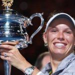 अष्ट्रेलियन ओपन टेनिसको उपाधि डेनिस सुन्दरी क्यारोलिनलाई