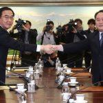 उत्तर दक्षिण कोरिया बिच उच्चस्तरीय वार्ता सुरु