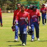डिभिजन टू क्रिकेट : नेपालले टस जितेर युएईलाई ब्याटिङको निम्तो दियो (LIVE)