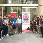 नेपाली युथ फोरम अष्ट्रेलियाले अायोजना गरेको रक्तदान कार्यक्रम सम्पन्न