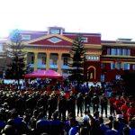 अोलीले लिए सपथ, माओवादी केन्द्र तत्काल सरकारमा नजाने