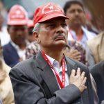 नयाँ शक्तिद्वारा लुम्बिनीमा सामूहिक संकल्प ( संकल्प सहित )