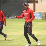 नामिबिया १३८ रनमै अलआउट, सन्दिपले लिए ४ विकेट