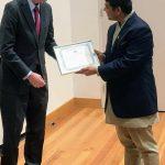 अस्ट्रेलियाका मन्त्रीद्वारा एक नेपालीलाई सम्मान