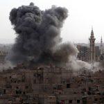 सिरियामा ३० वर्षयताकै सबैभन्दा ठूलो हमला
