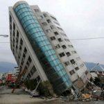 ताइवानमा शक्तिशाली भूकम्प