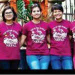 महिला पत्रकारको ५ जनाको टोली सगरमाथा अारोहणमा