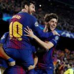 चेल्सीलाई हराउँदै बार्सिलोना च्याम्पियन्स लिगको क्वार्टरफाइनलमा