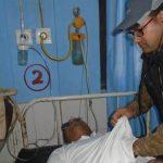 जेलमा अनशन बसेका रेशम चौधरी अस्पताल भर्ना