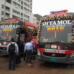 बंगलादेशबाट छुटेको यात्रुबाहक बस नेपालमा