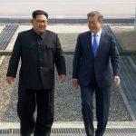 उत्तर र दक्षिण कोरियाली नेताहरूले दुई देशबीचको पहिलो शिखर बैठक शुरू
