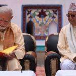 ओली–मोदीबीचको सम्बन्धप्रति भारतमै उठ्यो प्रश्न, कांग्रेस आईको प्रश्नले हँगामा
